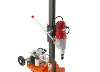 contractor-core-drill-with-stand