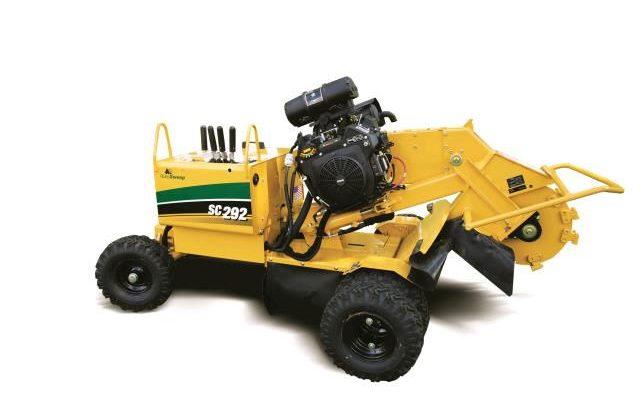 Stump Grinder Vermeer Sc292 Valley Equipment Rental